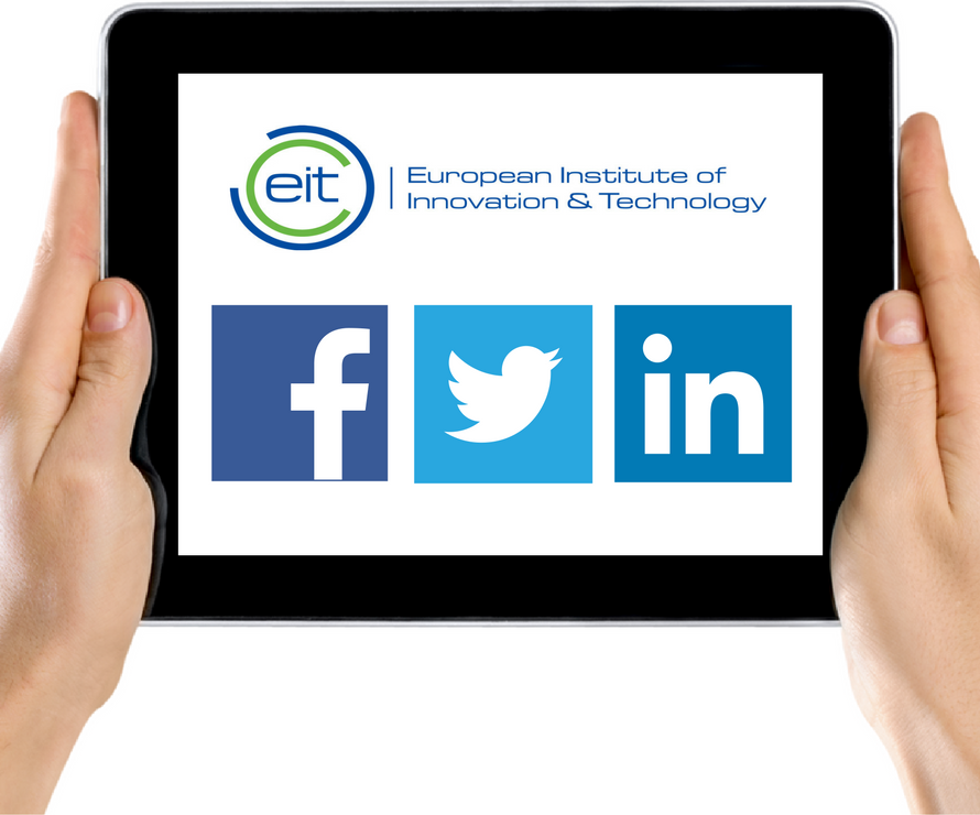 EIT social media coverage